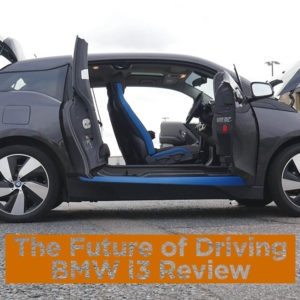 The Future of Driving - BMW i3 Review