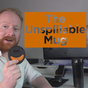 The Unspillable Mug - Mighty Mug